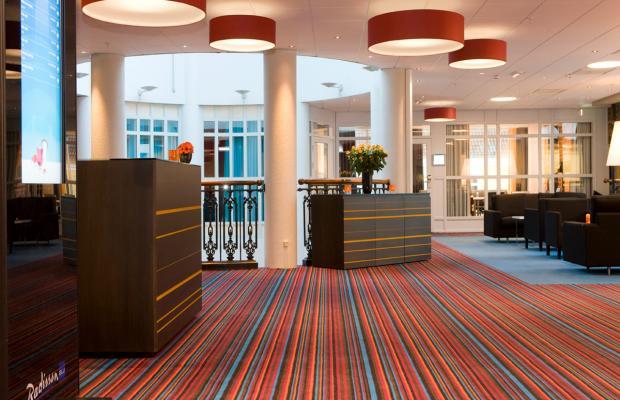фото отеля Radisson Blu Hotel Malmo (ех. Radisson SAS Malmo) изображение №37