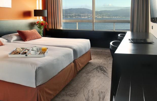 фотографии Sercotel Bahia de Vigo Hotel изображение №12
