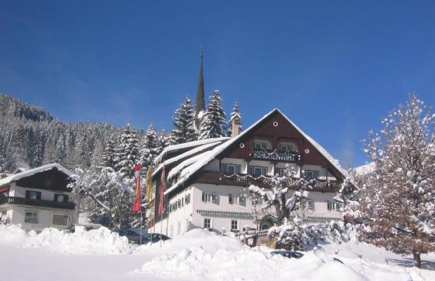 фото отеля Gasthof-Pension Kirchenwirt изображение №1