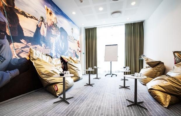 фото First Hotel Copenhagen (ex. Clarion Hotel Copenhagen) изображение №2