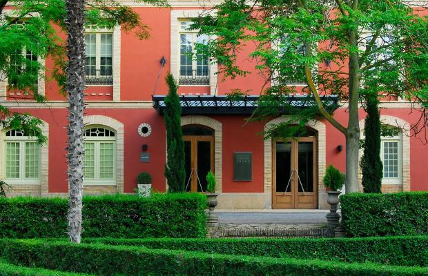 фото отеля Gran Hotel Cascada Balneario Termas Pallares изображение №1
