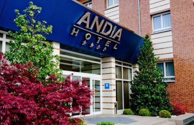 фотографии отеля Hotel Andia Pamplona (ex. Andia Hotel Orcoyen) изображение №3