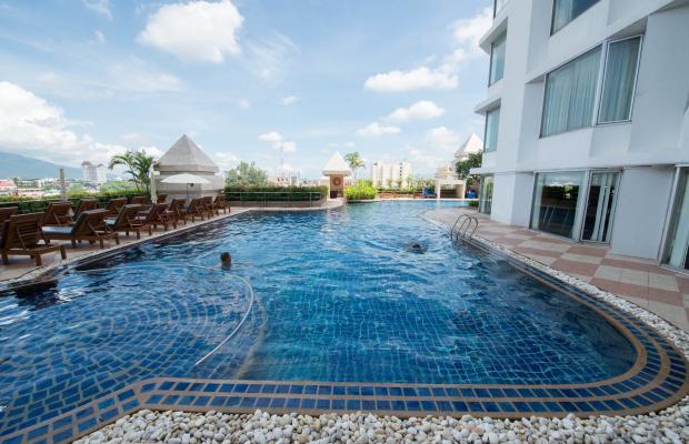 фотографии отеля Duangtawan (ex. Centara Duangtawan Hotel) изображение №23