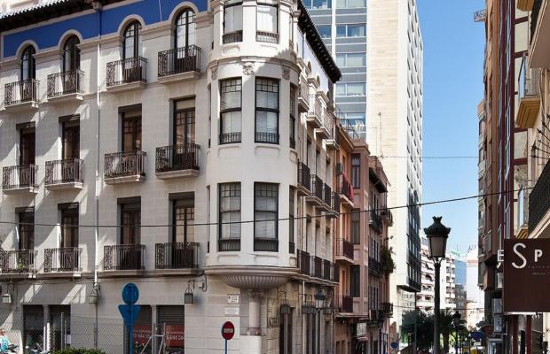 фото NH Rambla de Alicante (ex. NH Crystal) изображение №14
