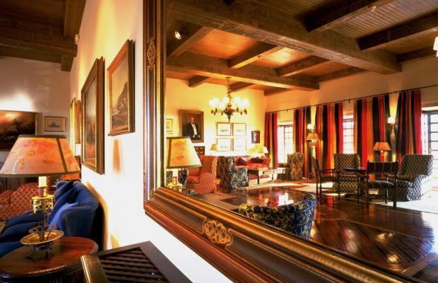 фотографии отеля Parador de Baiona изображение №11