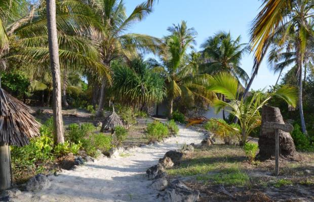 фото Matemwe Beach Village изображение №6