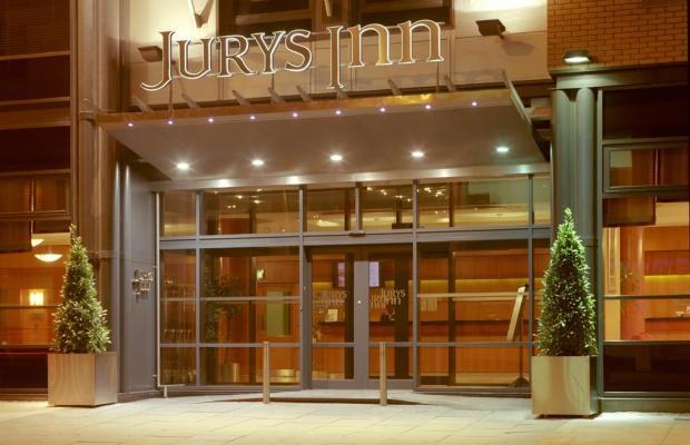 фото Jurys Inn Christchurch изображение №14