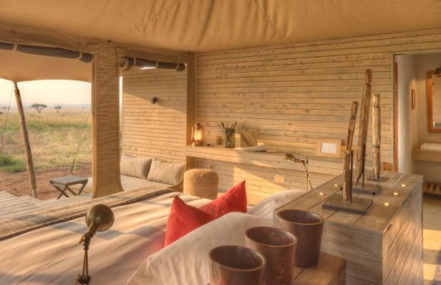 фотографии отеля and Beyond Kichwa Tembo изображение №7
