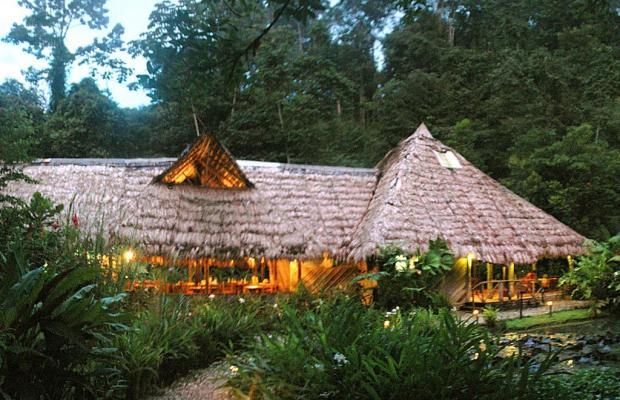 фотографии отеля Esquinas Rainforest Lodge изображение №23