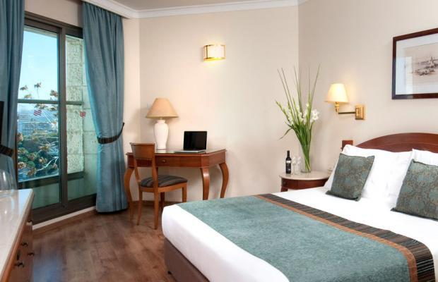 фото отеля Crowne Plaza Haifa  изображение №33