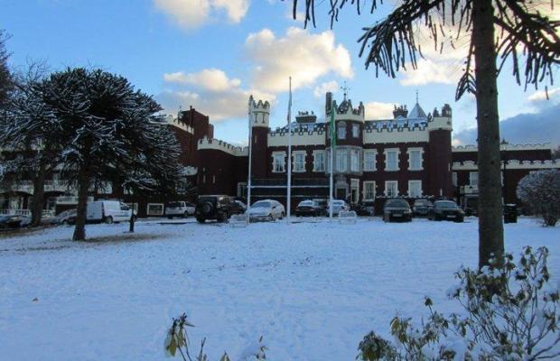 фотографии отеля Fitzpatrick Castle изображение №19