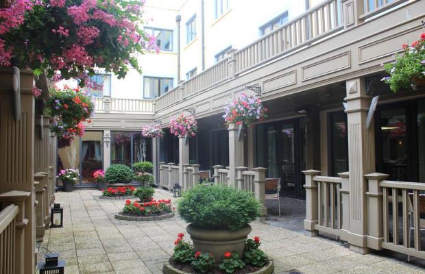 фотографии отеля Stillorgan Park изображение №11