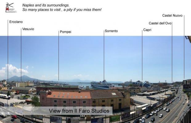 фотографии отеля Cool Studio - Il Faro изображение №7