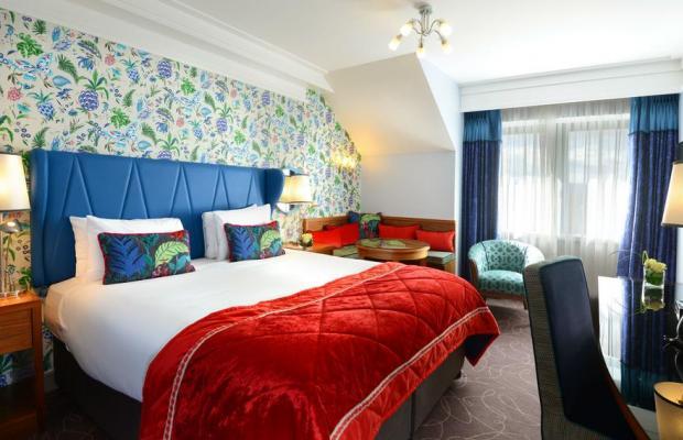 фотографии отеля Clontarf Castle изображение №7