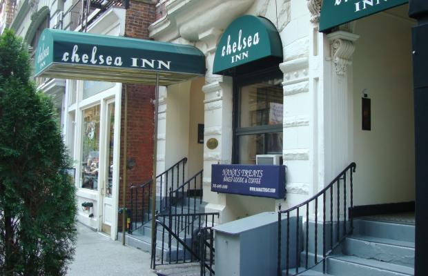 фотографии отеля Chelsea Inn изображение №3