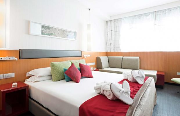 фото Novotel Roma Eur (ex. OP Hotel) изображение №2