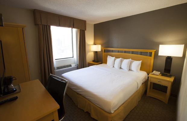фото Hudson River Hotel (ex. Quality Inn Midtown West Convention Center; Comfort Inn Midtown West Convention Center) изображение №22