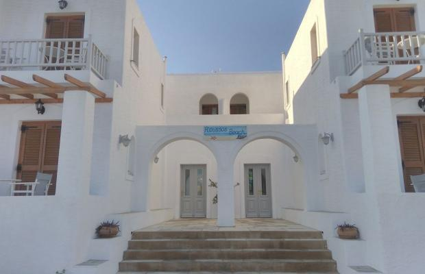 фото Roussos Beach Hotel изображение №22