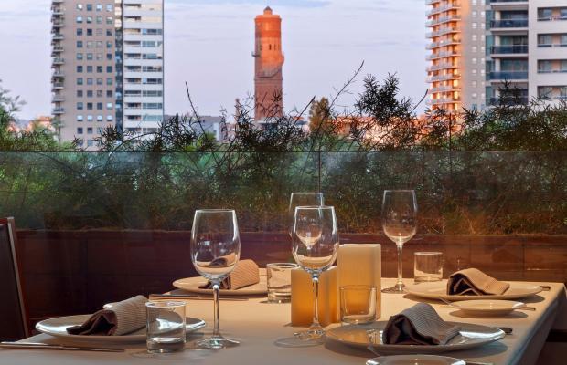 фото отеля Hilton Diagonal Mar Barcelona изображение №61