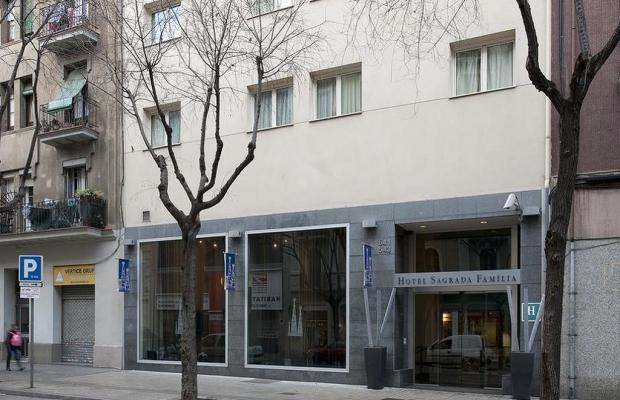 фото отеля Hotel Sagrada Familia изображение №1