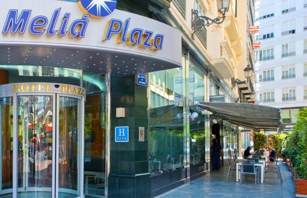 фотографии отеля Melia Plaza Valencia изображение №19