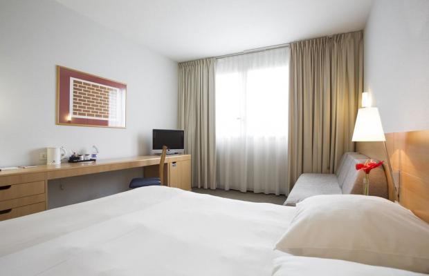 фотографии отеля Hotel Novotel Torino Corso Giulio Cesare изображение №3