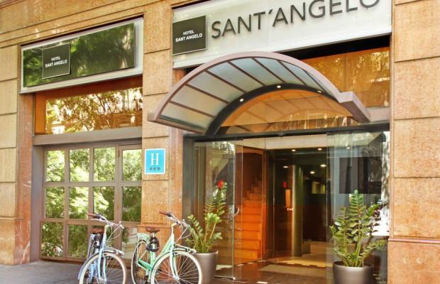 фото отеля Hotel Sant Angelo (ех. Eco Sant Angelo; Apsis Sant Angelo)  изображение №1