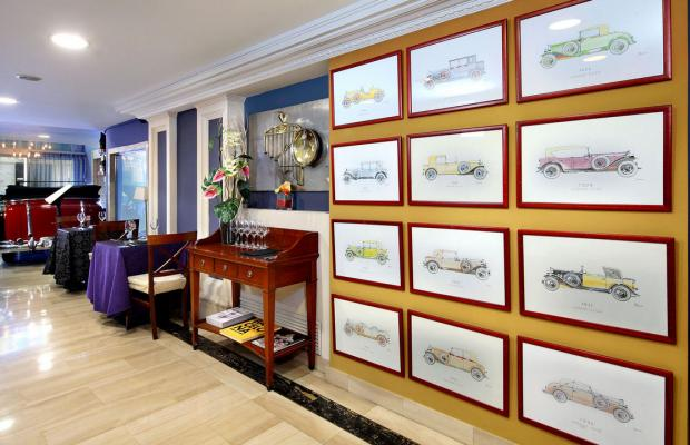 фотографии отеля Hispanos 7 Suiza изображение №7
