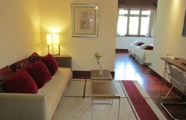 фото отеля Parador de Granada изображение №9