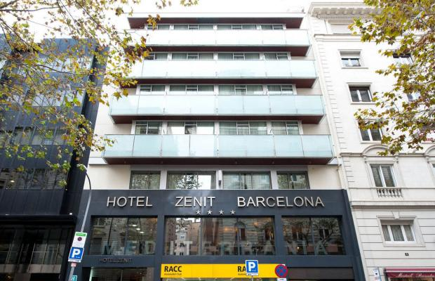 фото отеля Zenit Barcelona изображение №1
