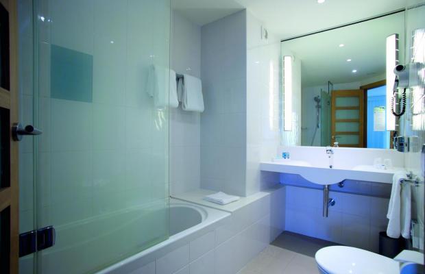 фотографии отеля Novotel Barcelona City изображение №27
