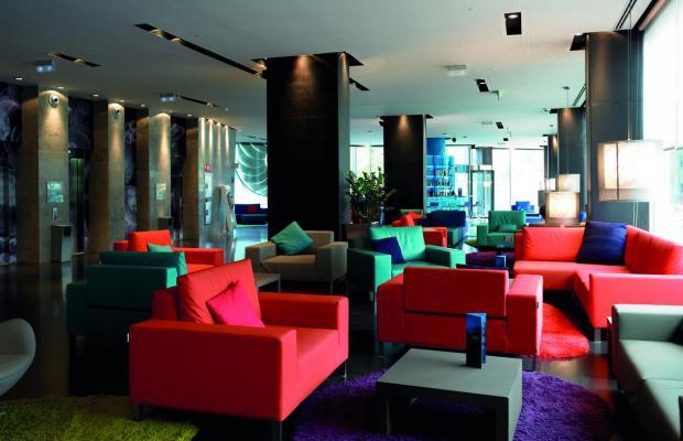 фото отеля Novotel Barcelona City изображение №21