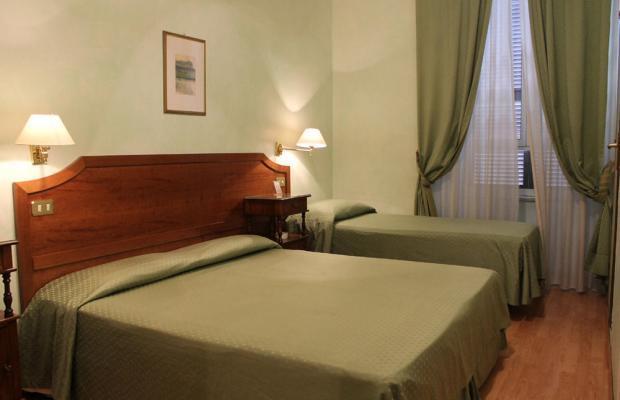 фотографии отеля Fiori Hotel Rome изображение №15