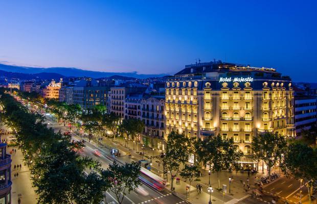 фотографии отеля Majestic Hotel & Spa Barcelona GL (ex. Majestic Barcelona) изображение №43
