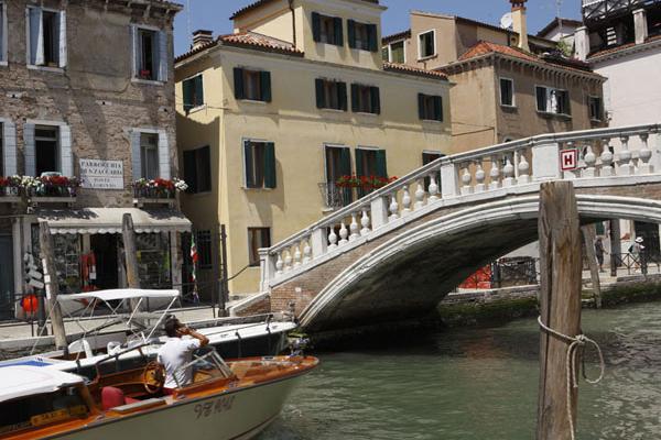 фотографии отеля Al Bailo di Venezia изображение №3