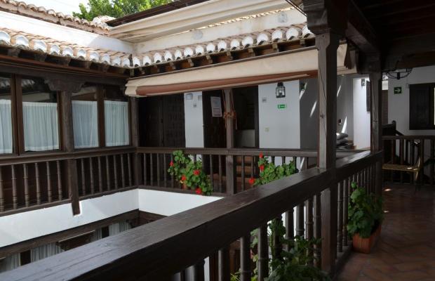 фотографии отеля Casa del Capitel Nazari изображение №23