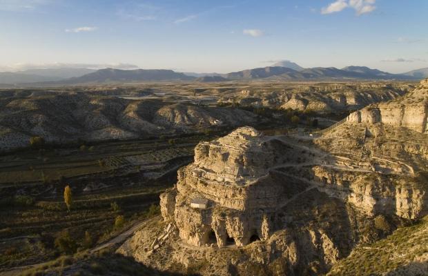 фото отеля Casas Cueva El Mirador de Galera изображение №5
