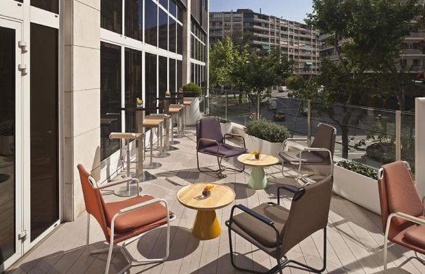 фотографии отеля Melia Barcelona Sarria изображение №27