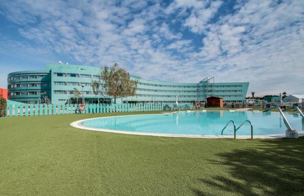 фото Barcelona Airport Hotel изображение №14