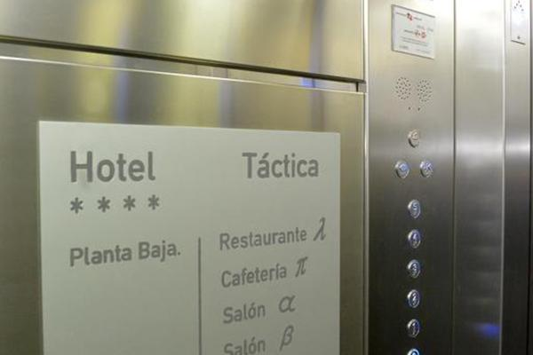 фото отеля Hotel Tactica by C&R (ex. Hotel AGH Tactica) изображение №21