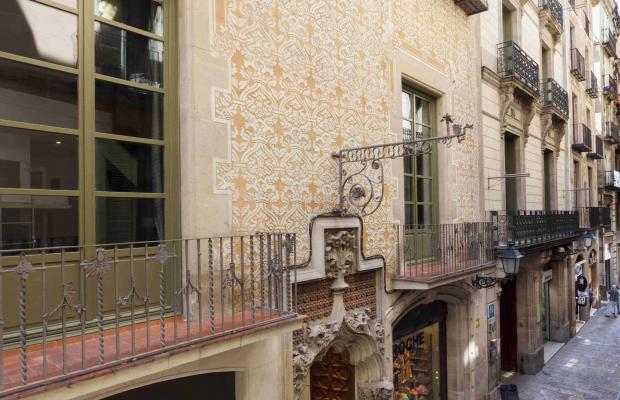фотографии отеля Petit Palace Boqueria изображение №15