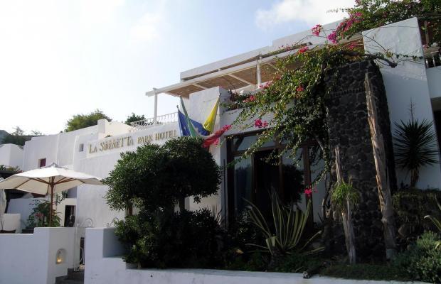 фотографии отеля La Sirenetta Park изображение №43