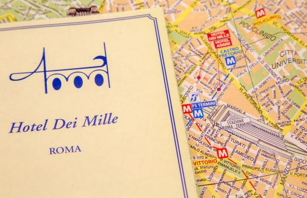 фото Hotel Dei Mille изображение №6