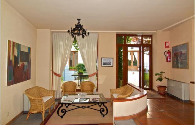 фото отеля Palacio Ayala Berganza изображение №25