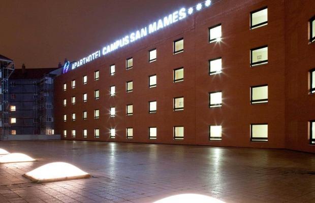 фото отеля Apartahotel Exe Campus San Mames изображение №13