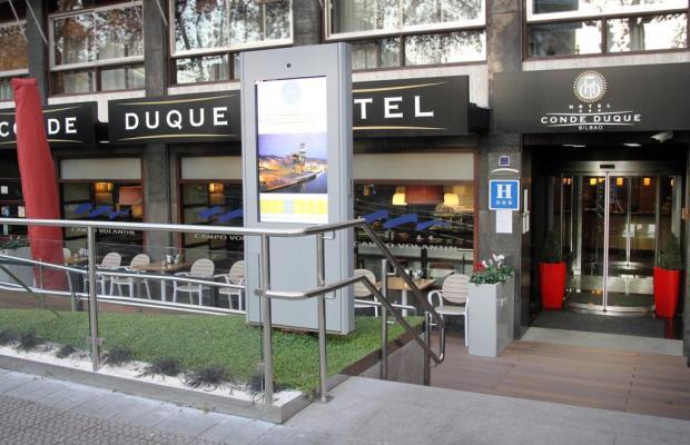 фото отеля Conde Duque (ex. Best Western Hotel Conde Duque) изображение №1