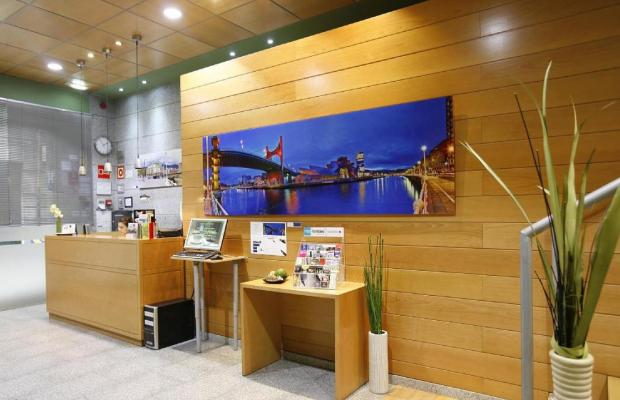 фотографии отеля Bilbao Jardines изображение №7