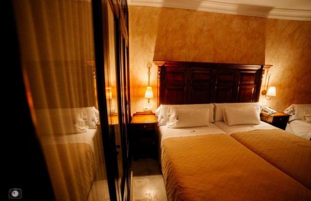 фотографии отеля Hacienda Posada de Vallina изображение №19