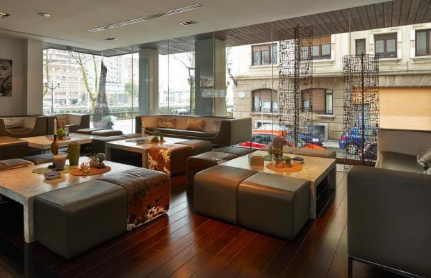 фотографии отеля Hesperia Bilbao изображение №3