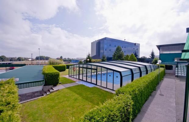 фото отеля Hotel Santiago & Spa изображение №25